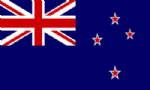 New Zealand Boat / Courtesy Country Flag.
